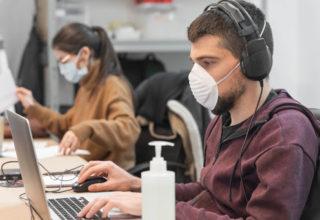 Segurança e saúde no trabalho em contexto de pandemia | 40h