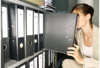 Arquivo – organização e manutenção (UFCD 0653) | 25h