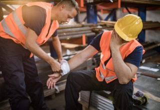 Acidentes de Trabalho e Doenças Profissionais |40h
