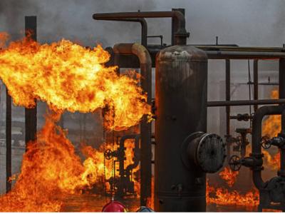 Procedimentos seguros em ambiente de atmosferas explosivas – Atex | 10h